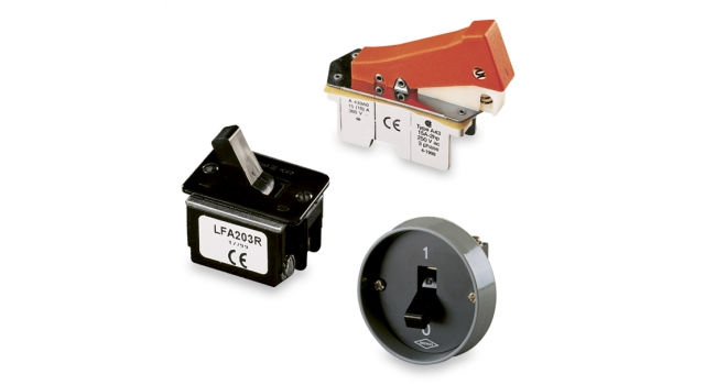 Power tools switches