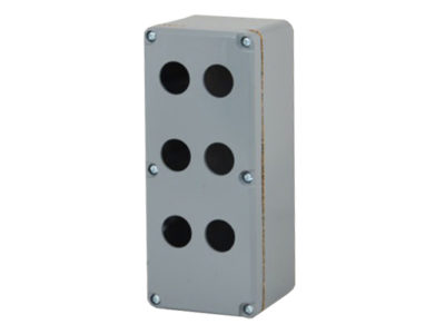 Galleria Push button enclosures