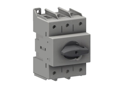 Galleria DS 125-160A Series disconnect switches