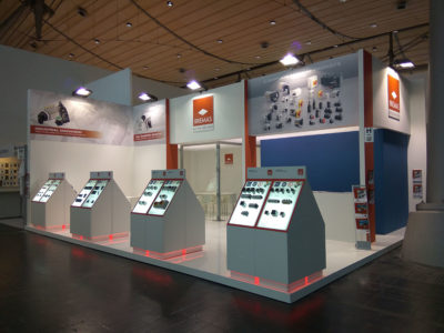 "Galleria Bremas participation at ""HANNOVER MESSE 2017"""
