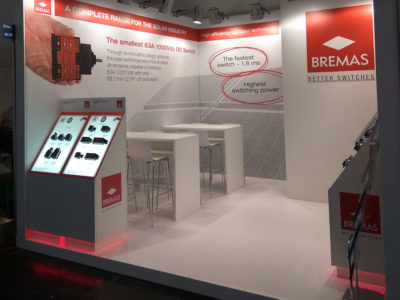 "Galleria Bremas participation at ""INTERSOLAR EUROPE 2017"""