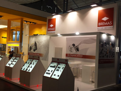"Galleria Bremas participation at ""HANNOVER MESSE 2018"""
