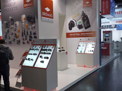 "Galleria Bremas participation at ""SPS IPC Drives : Nuremberg, Germany, 27-29 November 2018"""