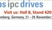SPS IPC Drives : Norimberga, Germania, 27-29 Novembre 2018