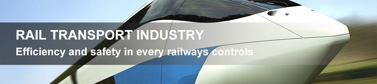 Rail transport industry